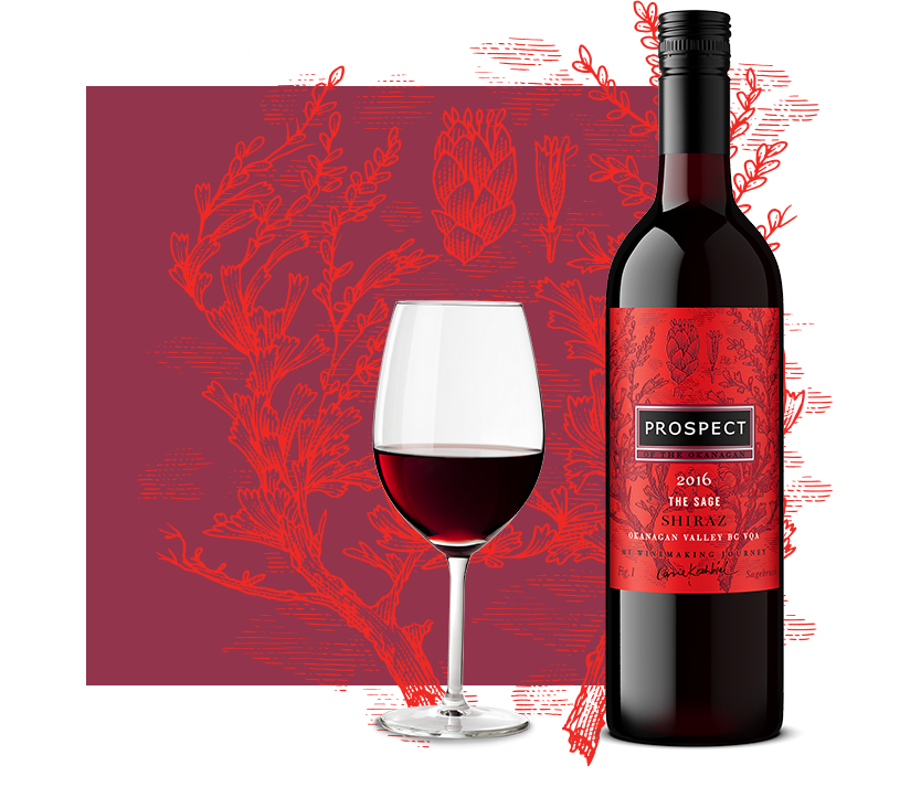 Prospect Winery Shiraz